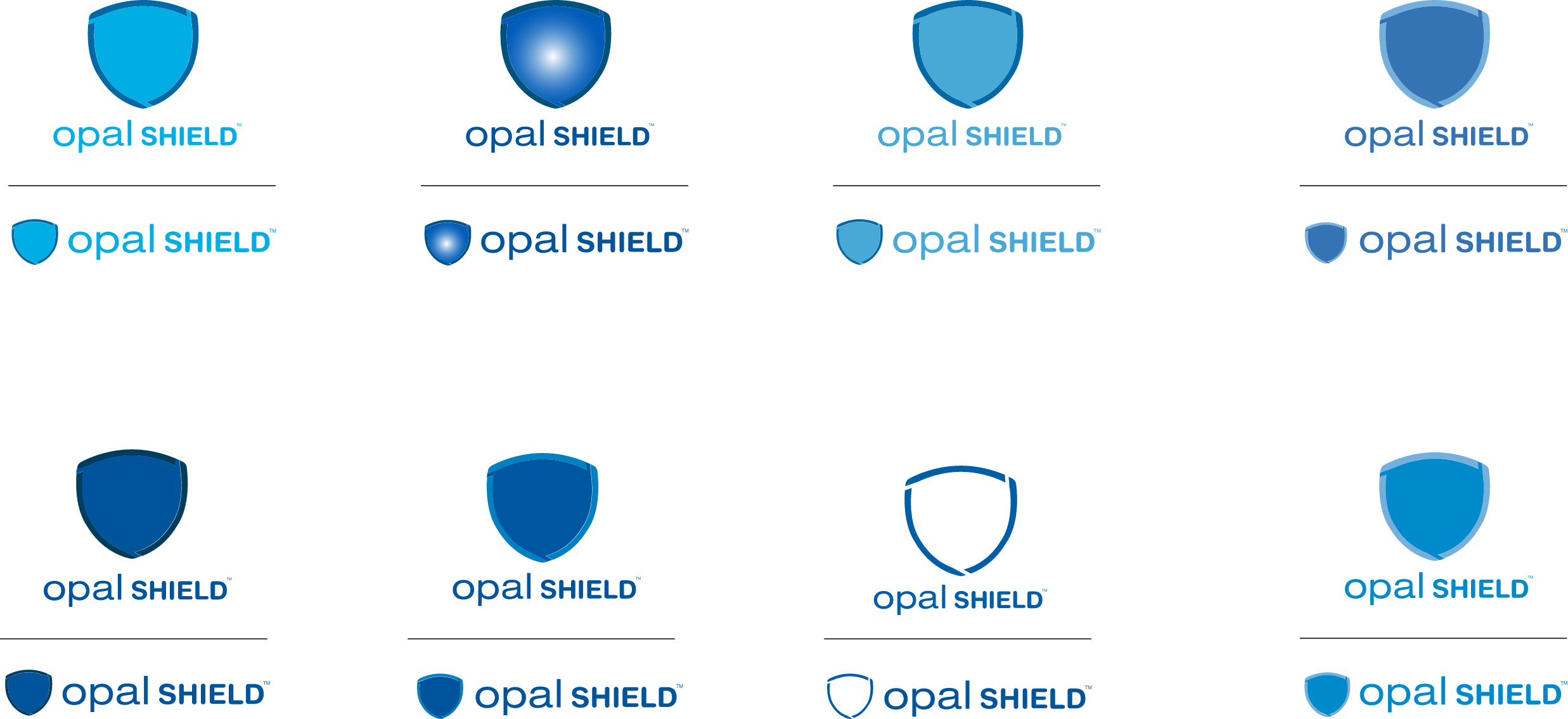 Opal Shield 2nd Concepts